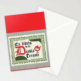 Diabla Errante Stationery Cards