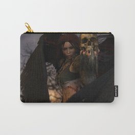 The Morrigan's Acorn Carry-All Pouch