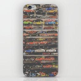 Vroom Vroom: Cars Cars Cars & More Cars iPhone Skin