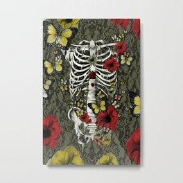 Idiopathic Idiot-Color Metal Print
