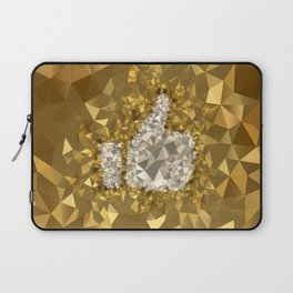 POLYNOID Like / Gold Edition Laptop Sleeve