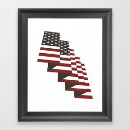 Unfurled Framed Art Print
