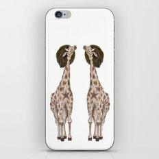 Star Giraffe iPhone & iPod Skin