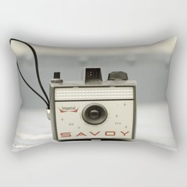 I haven't been able to stop thinking about you... Rectangular Pillow