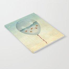 balloon fish Notebook