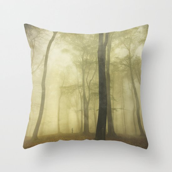 soliloquy Throw Pillow