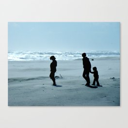 Shadow of Summer Canvas Print