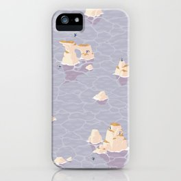 Puffinry iPhone Case