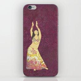 Belly dancer 13 iPhone Skin