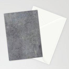 gun metal texture Stationery Cards