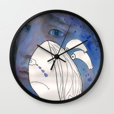I feel sad Wall Clock