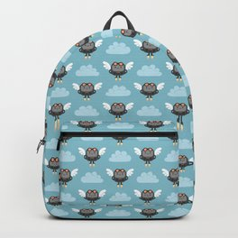 Cute flying robots Backpack