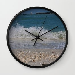 Verses Out of Rhythm Wall Clock