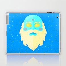 Santa Cosmos Laptop & iPad Skin