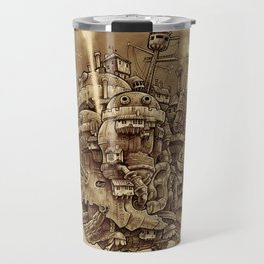 Moving Castle Travel Mug