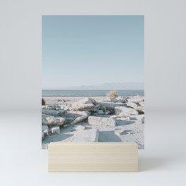 Salton Sea / California Mini Art Print
