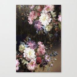 Beautiful Bloemers Canvas Print