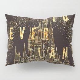 Off to Neverland Pillow Sham