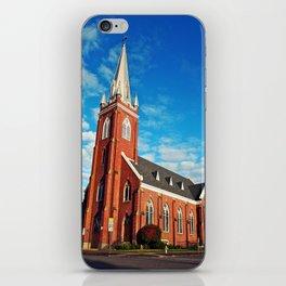 Visitation Catholic Church iPhone Skin