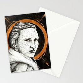 Ladies of Dragon Age: Scout Harding Stationery Cards