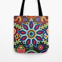 Mexican colors Tote Bag