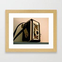 Capture Framed Art Print