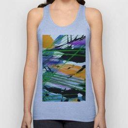 Abstract Joy 3B by Kathy Morton Stanion Unisex Tank Top