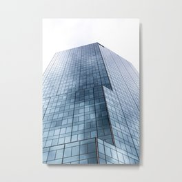 Dallas Skyscraper Metal Print