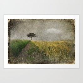 Long Distance Art Print