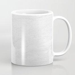 Milestone White - Stone Texture Coffee Mug