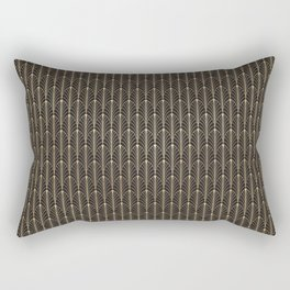art deco 2 Rectangular Pillow