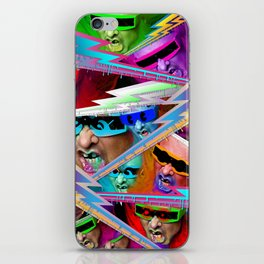 Punk For Life iPhone Skin