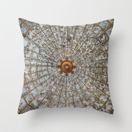 Artistic Ceiling Throw Pillow