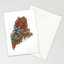 Maine (intertidal zone) Stationery Cards