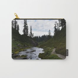 Through the woods. Carry-All Pouch