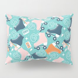 Roller skates pattern 02 Pillow Sham