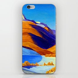 Rockwell Kent Vermont Study iPhone Skin