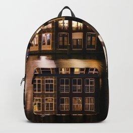 Amsterdam houses 2. Backpack