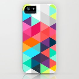 Crystallize iPhone Case