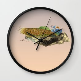 Daughters of Themis Wall Clock