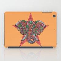 hakuna iPad Cases featuring Hakuna Matata by Sharif El Fatatry