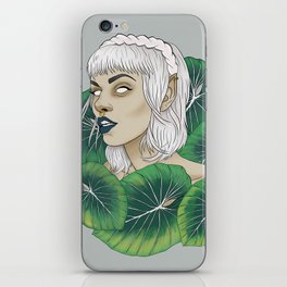 The Leaf Elf iPhone Skin