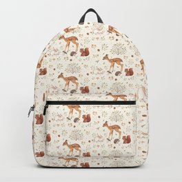 Woodland Friends Backpack