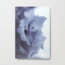 Floralith Metal Print