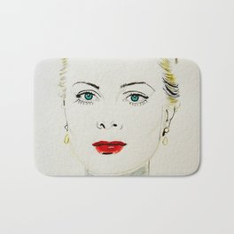 Grace Kelly Bath Mat