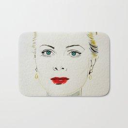 Grace Kelly Bath Mat