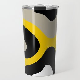 Mid Century 16 Travel Mug