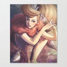 Shekhinah Canvas Print
