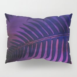 Forest Ferns - Warm Pillow Sham