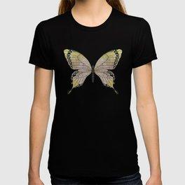 aubergine limelight swallowtail (Papilio linta) T-shirt